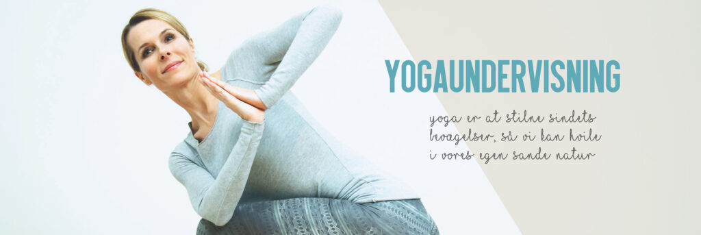 yogaundervisning hos Lotte Voetmann