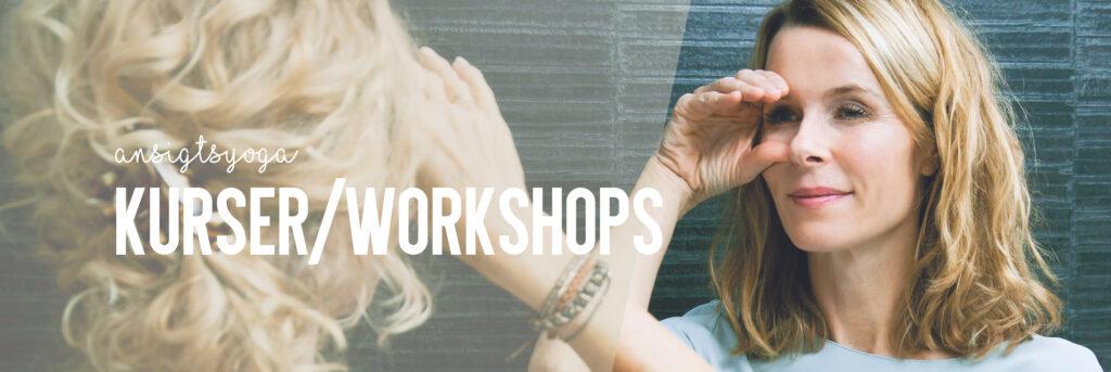 Headerbillede Kurser/workshops ansigtsyoga